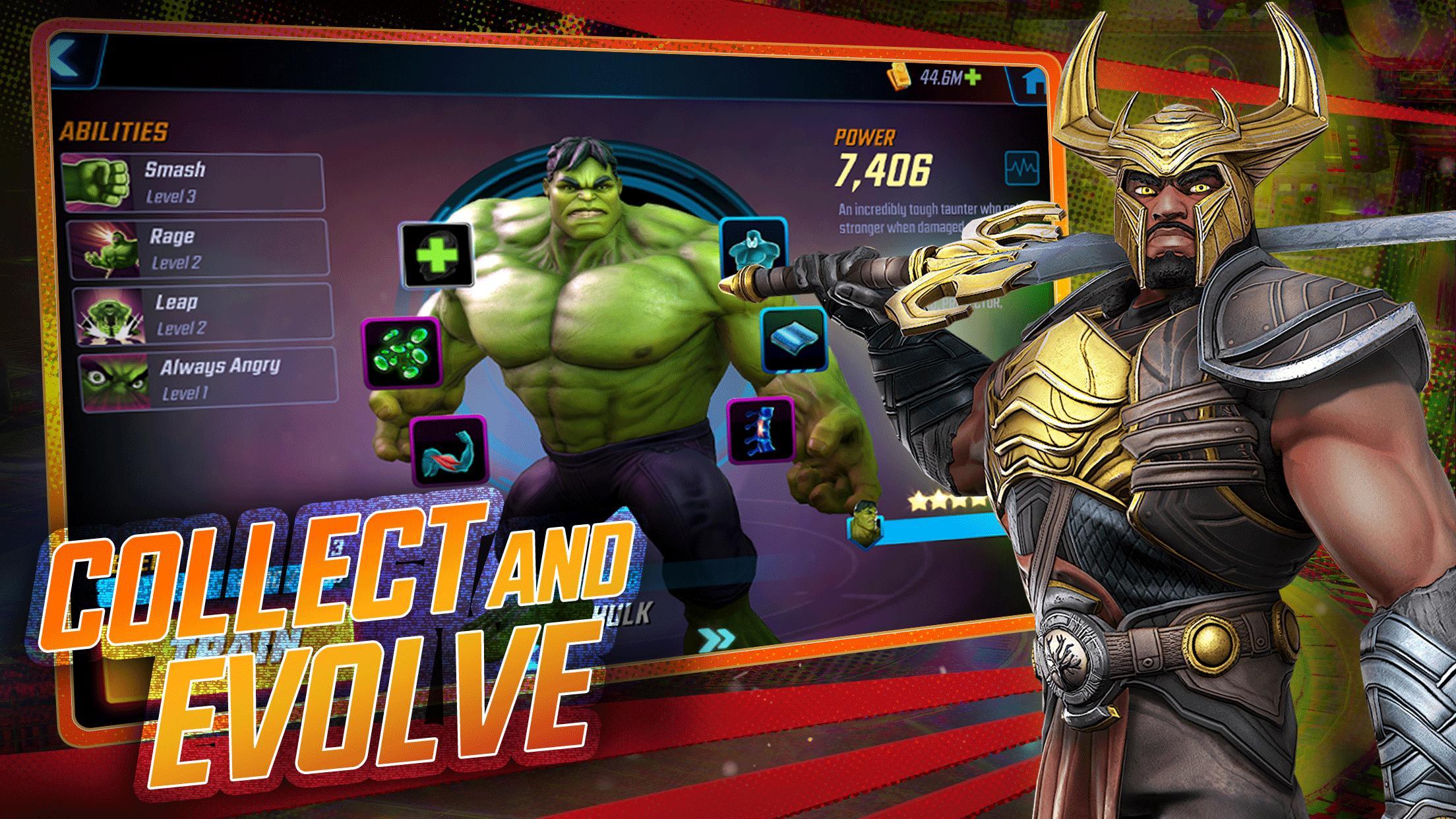 MARVEL Strike Force - Squad RPG 3.7.1 Screenshot 5