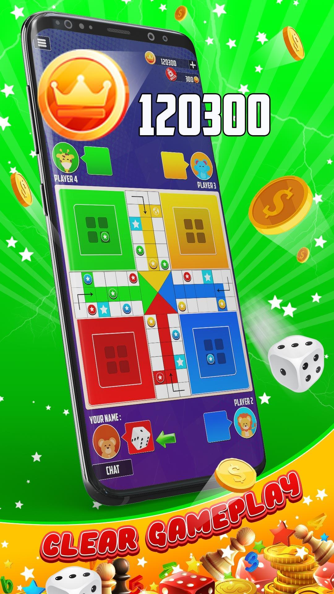 King of Ludo Dice Game with Free Voice Chat 2020 1.5.2 Screenshot 3