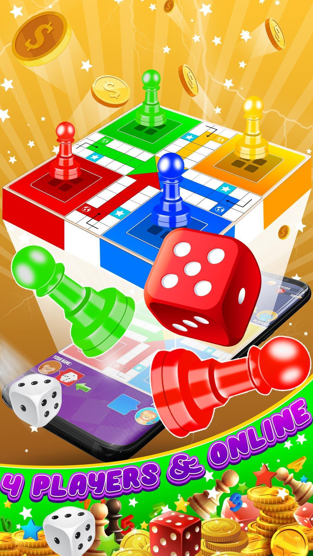 King of Ludo Dice Game with Free Voice Chat 2020 1.5.2 Screenshot 4