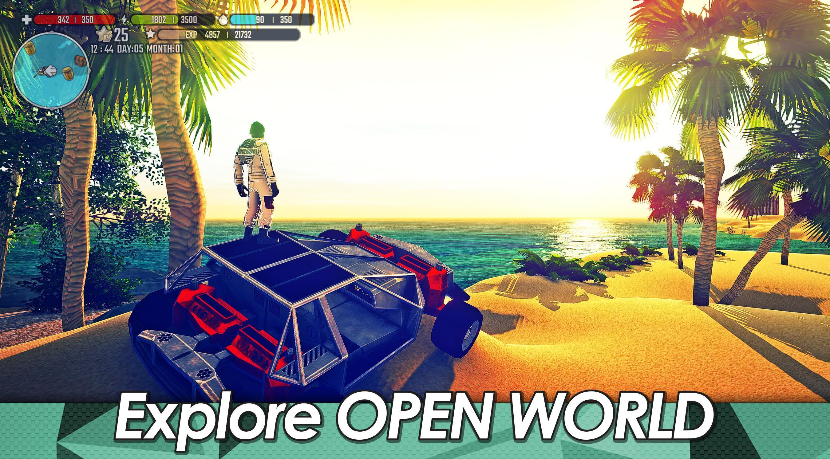 X Survive Building Sandbox 1.47 Screenshot 1