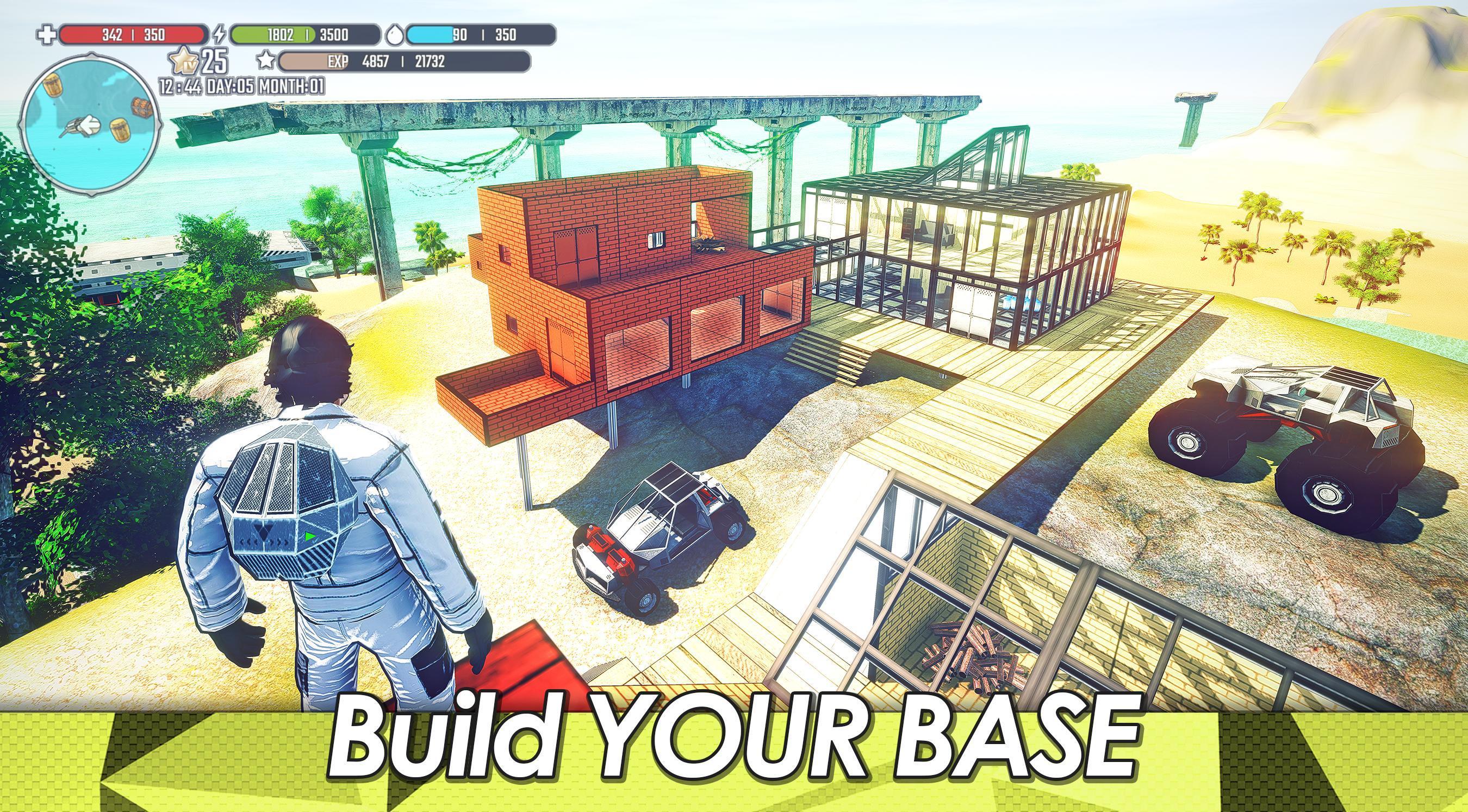 X Survive Building Sandbox 1.47 Screenshot 2