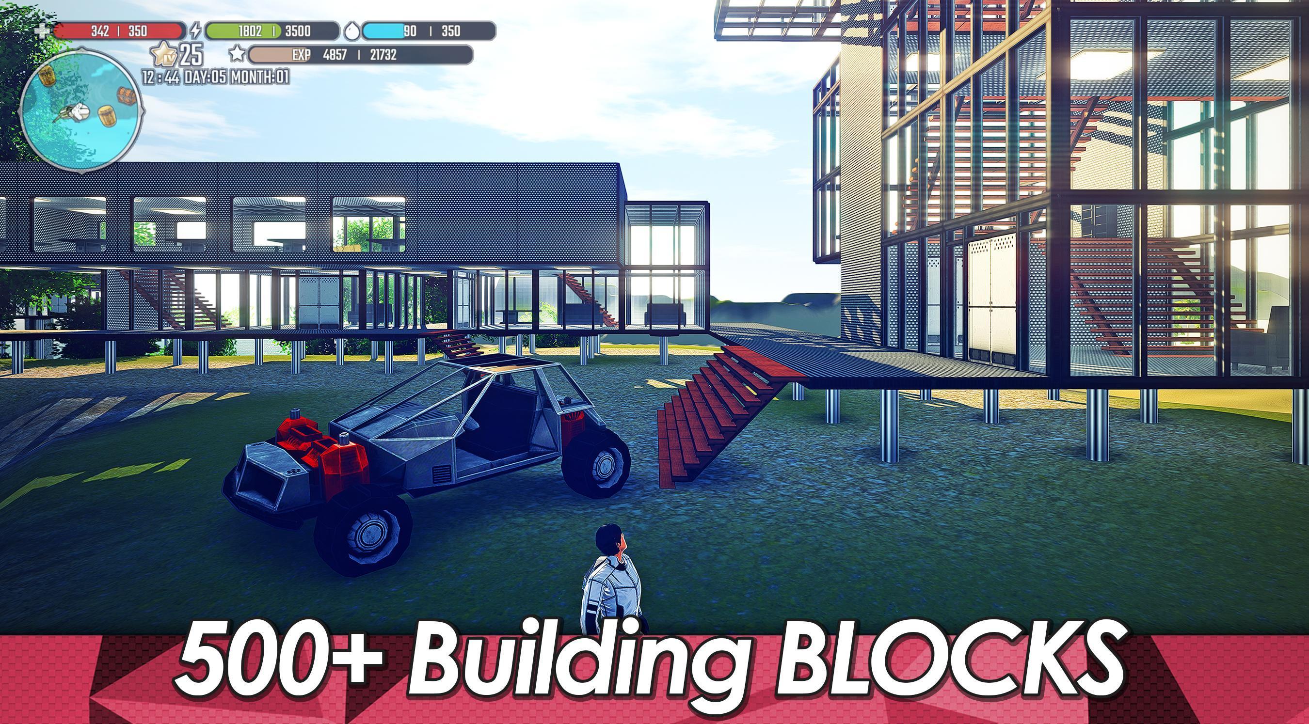 X Survive Building Sandbox 1.47 Screenshot 3