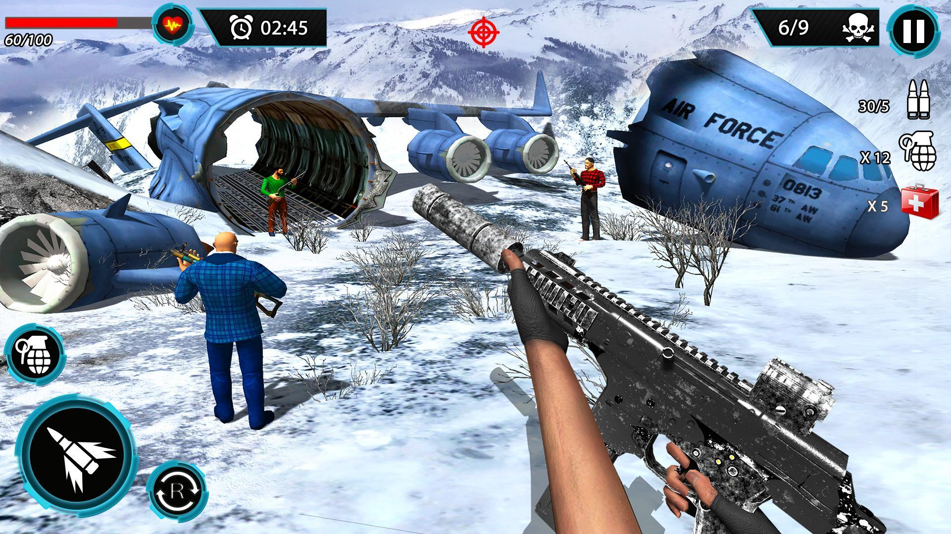 FPS Terrorist Secret Mission: Shooting Games 2020 1.3 Screenshot 13