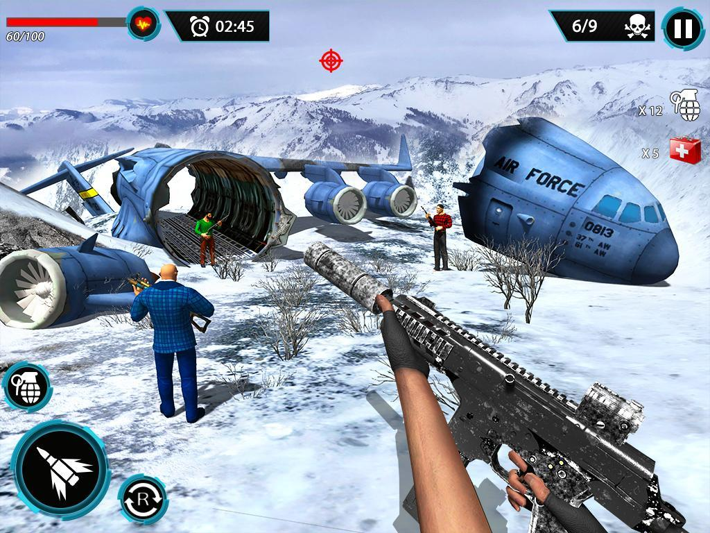 FPS Terrorist Secret Mission: Shooting Games 2020 1.3 Screenshot 21
