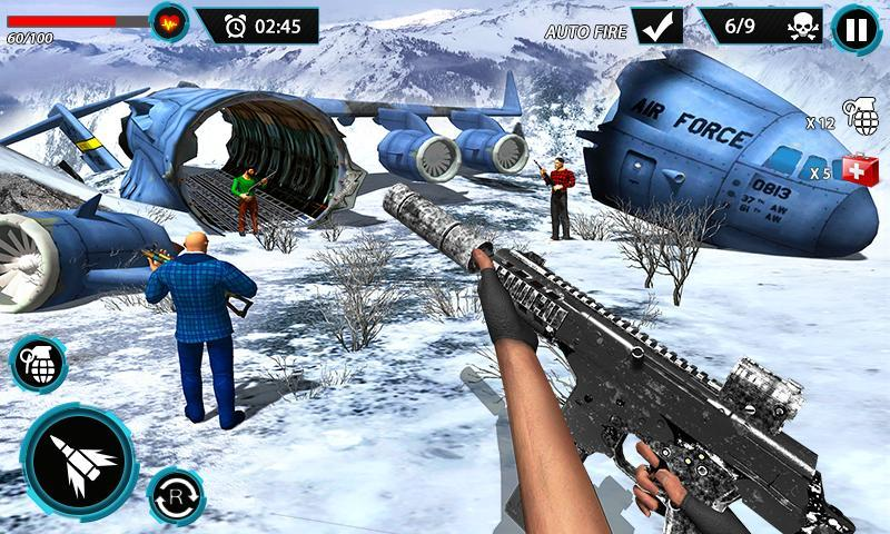 FPS Terrorist Secret Mission: Shooting Games 2020 1.3 Screenshot 5