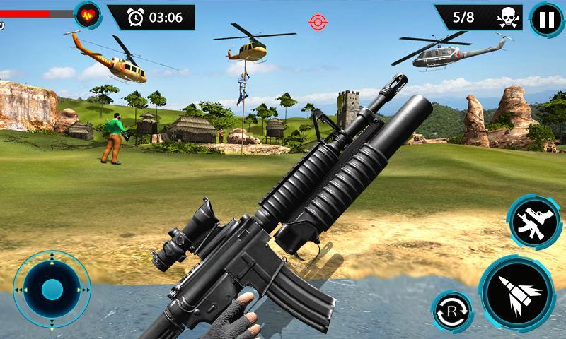 FPS Terrorist Secret Mission: Shooting Games 2020 1.3 Screenshot 8