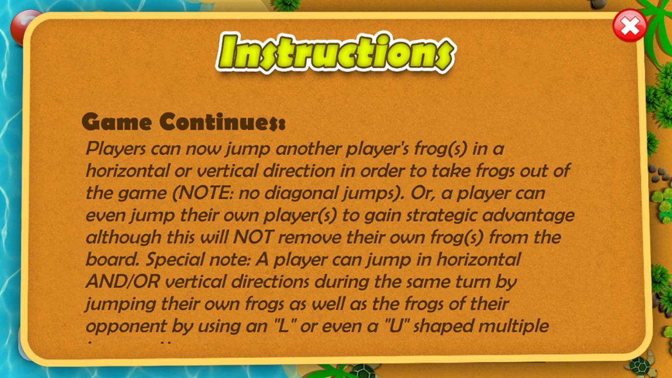 Frog Fun 1.21 Screenshot 2