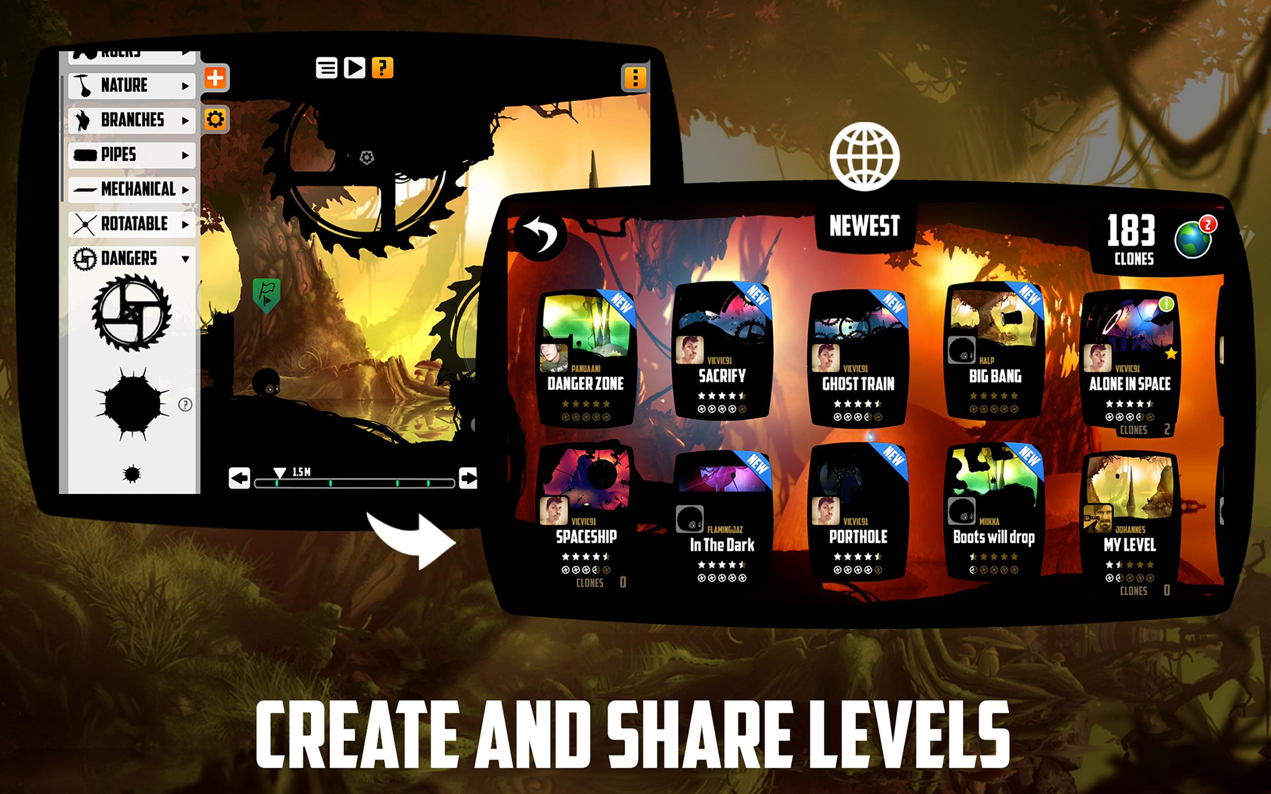 BADLAND 3.2.0.45 Screenshot 5