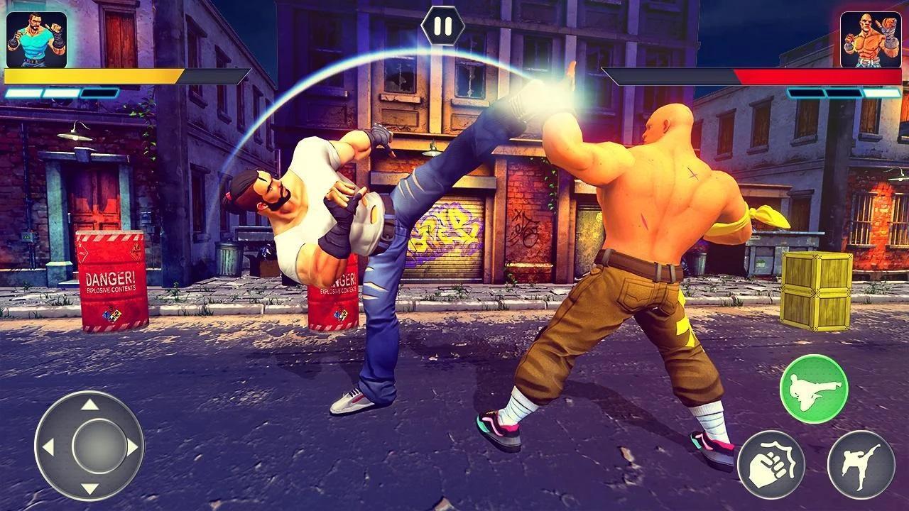 Real Superhero Kung Fu Fight Champion 3.33 Screenshot 1