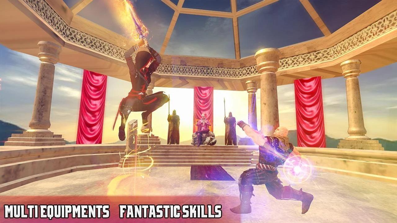 Real Superhero Kung Fu Fight Champion 3.33 Screenshot 11