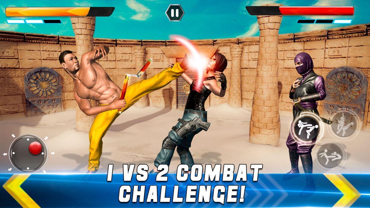 Real Superhero Kung Fu Fight Champion 3.33 Screenshot 16