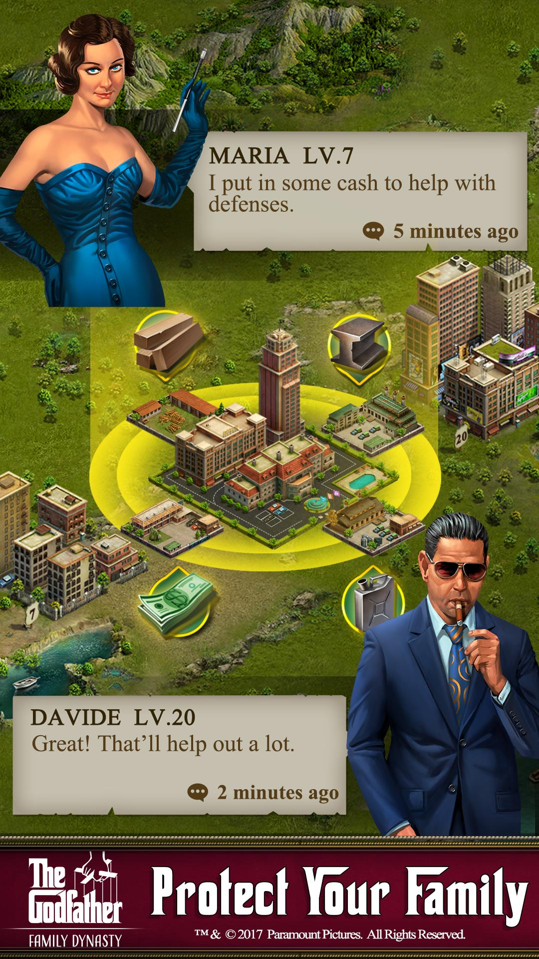 The Godfather: Family Dynasty 1.86 Screenshot 4