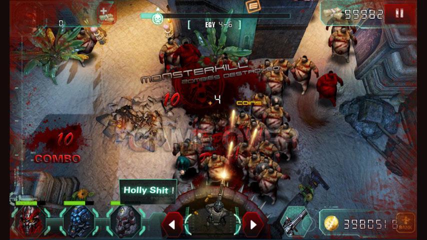 Zombie World War 1.6 Screenshot 16
