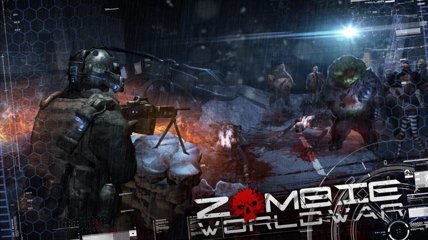Zombie World War 1.6 Screenshot 19