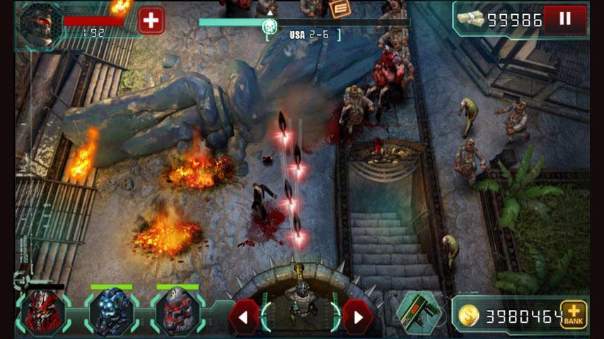 Zombie World War 1.6 Screenshot 21