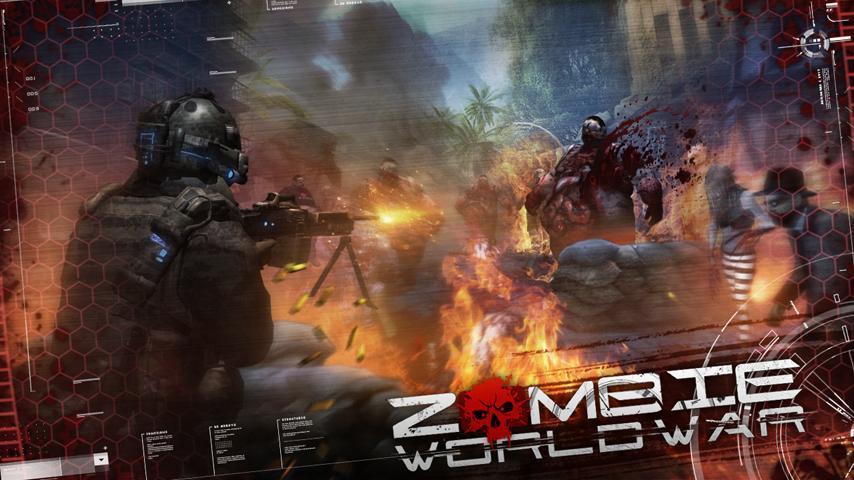 Zombie World War 1.6 Screenshot 3