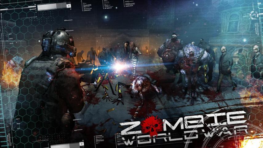 Zombie World War 1.6 Screenshot 4