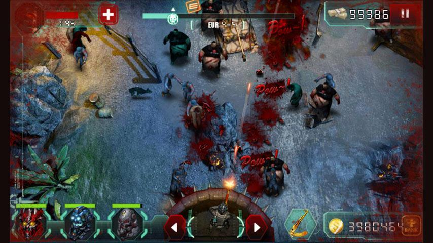 Zombie World War 1.6 Screenshot 5
