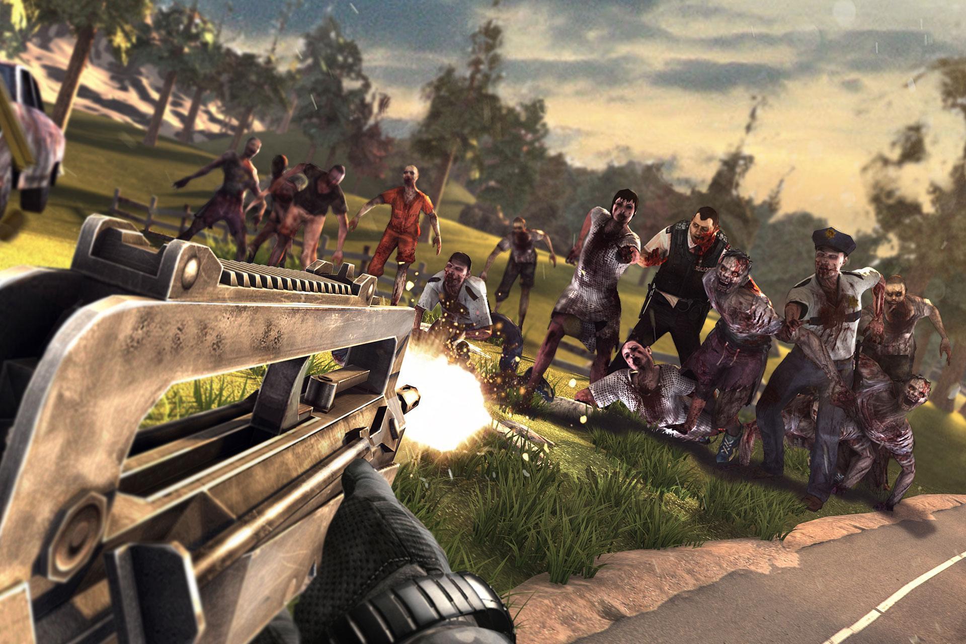Zombie Frontier 3: Sniper FPS 2.36 Screenshot 1