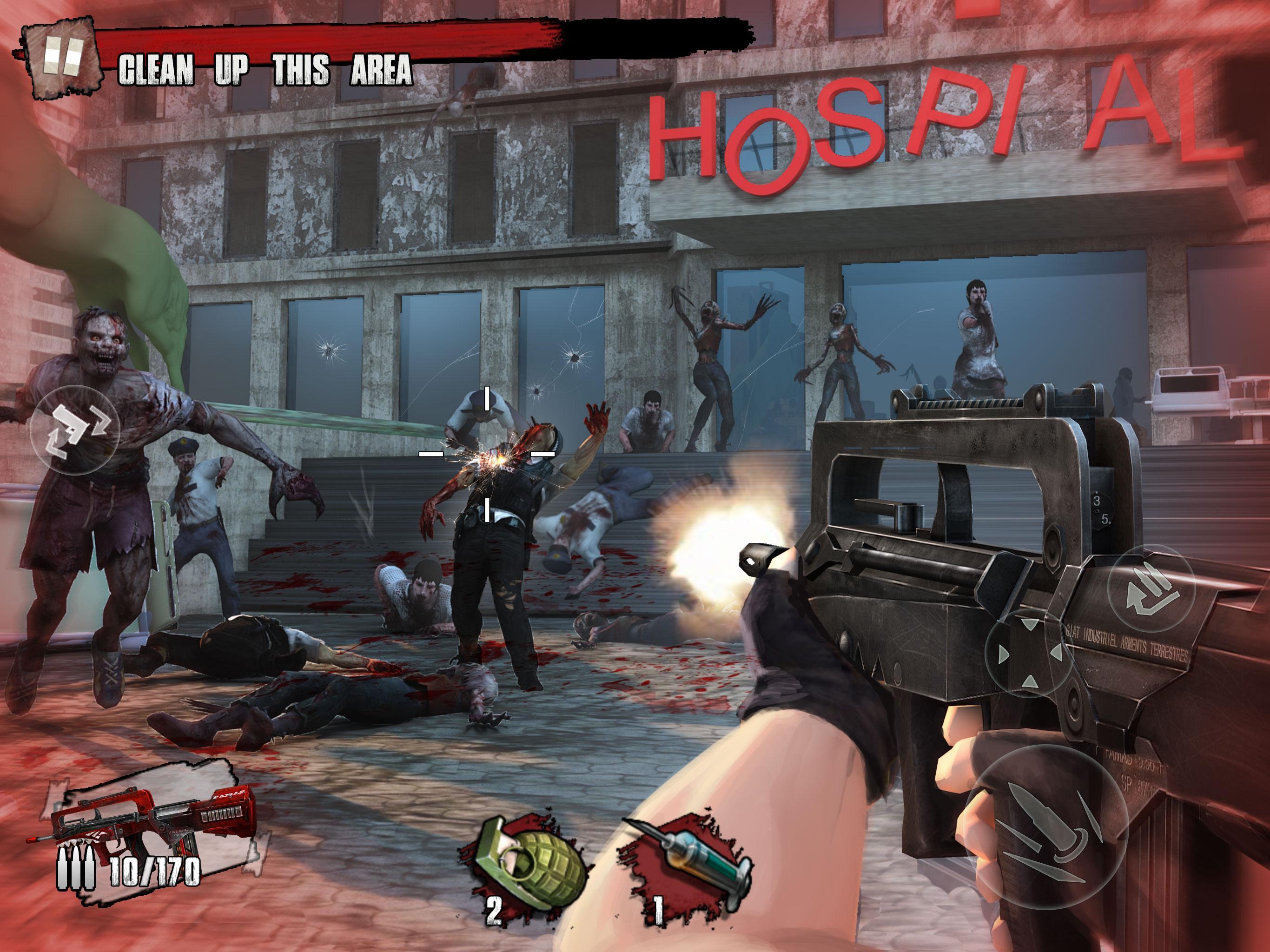 Zombie Frontier 3: Sniper FPS 2.36 Screenshot 10