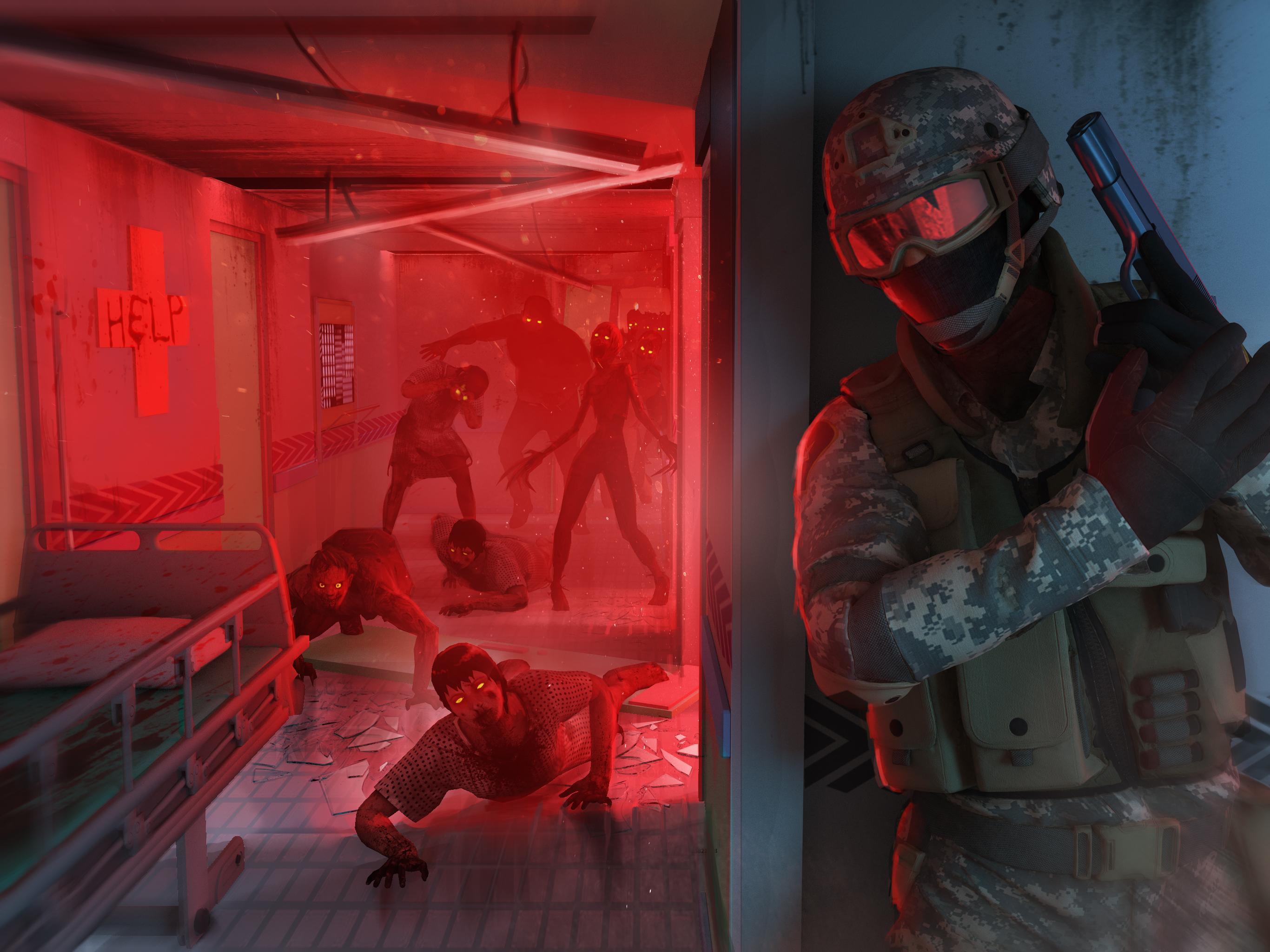 Zombie Frontier 3: Sniper FPS 2.36 Screenshot 11