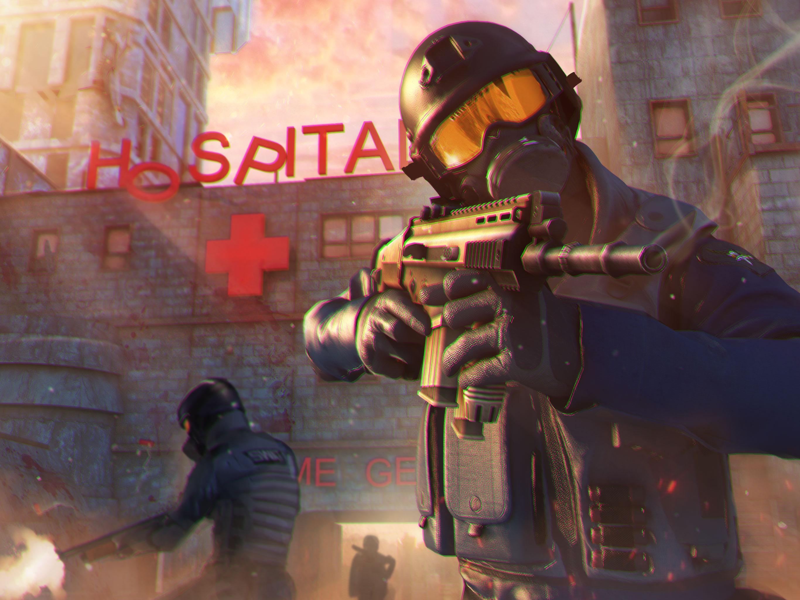 Zombie Frontier 3: Sniper FPS 2.36 Screenshot 12