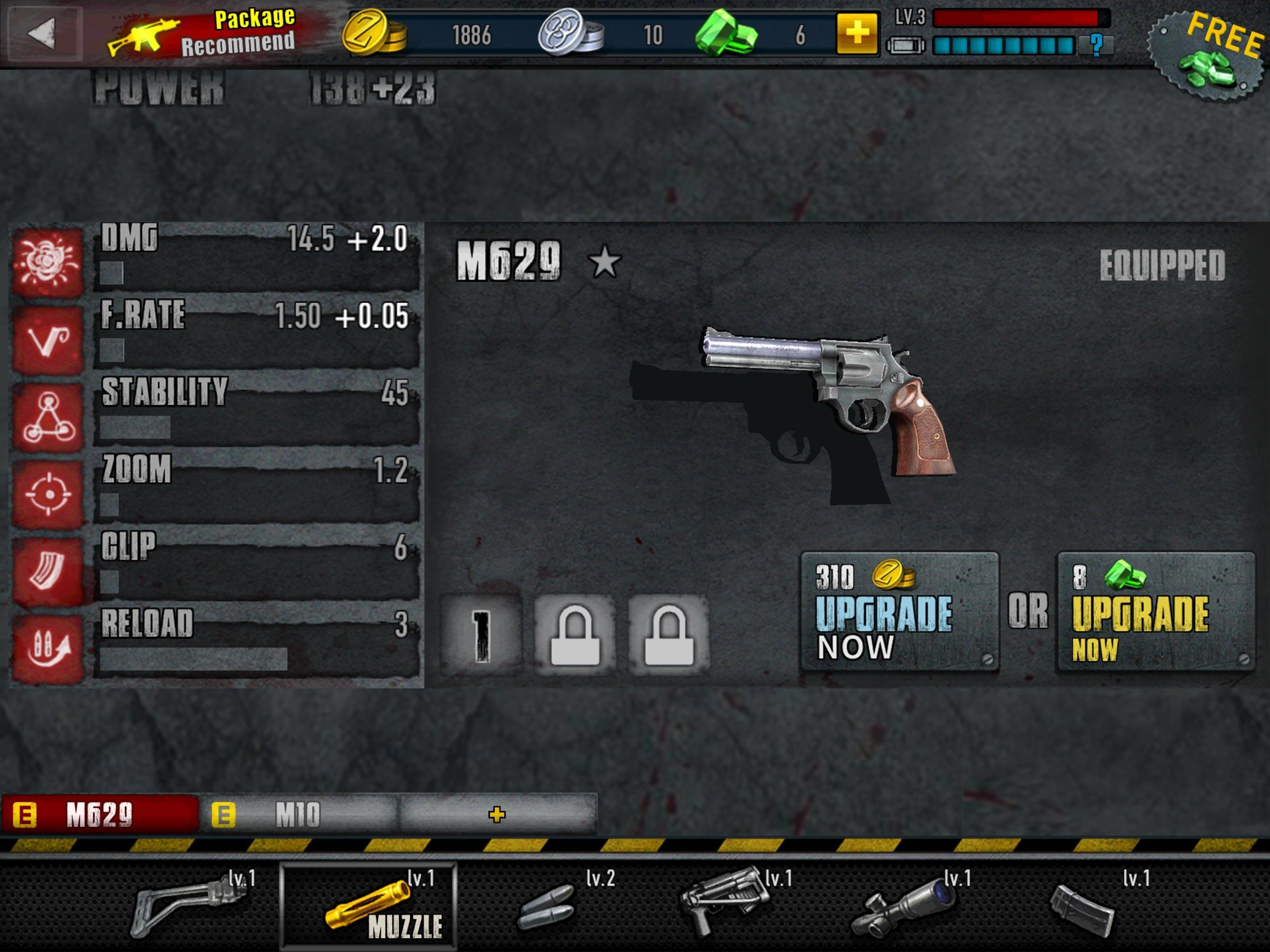 Zombie Frontier 3: Sniper FPS 2.36 Screenshot 15