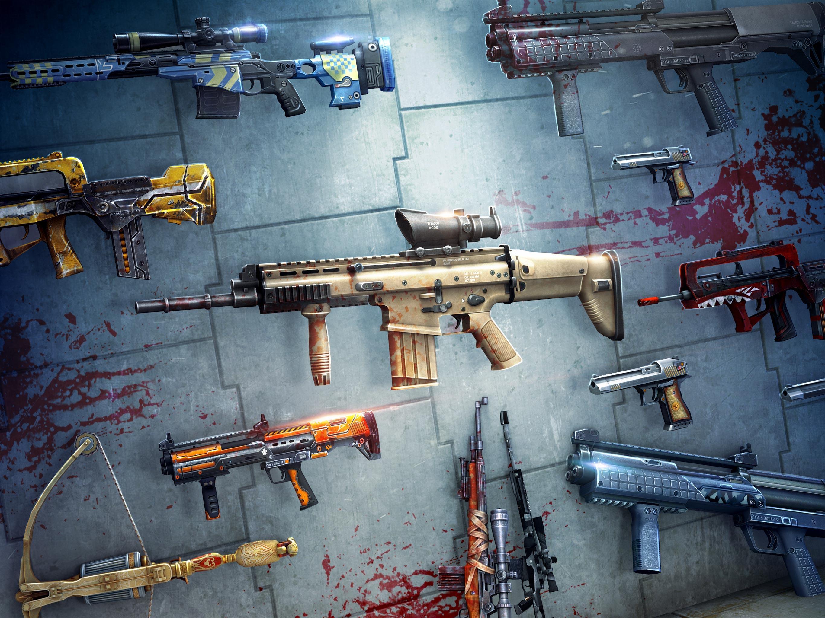 Zombie Frontier 3: Sniper FPS 2.36 Screenshot 16