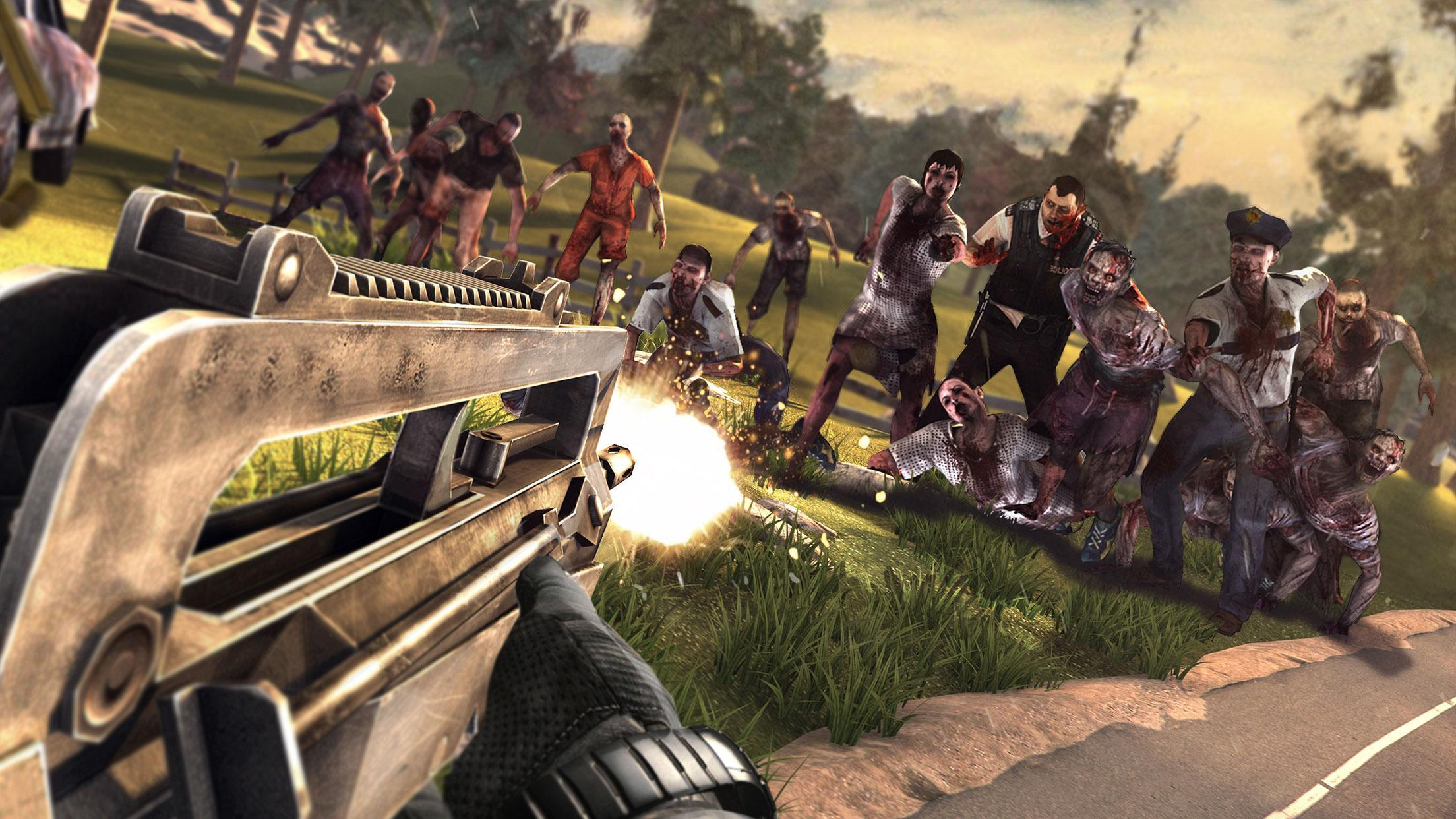 Zombie Frontier 3: Sniper FPS 2.36 Screenshot 17