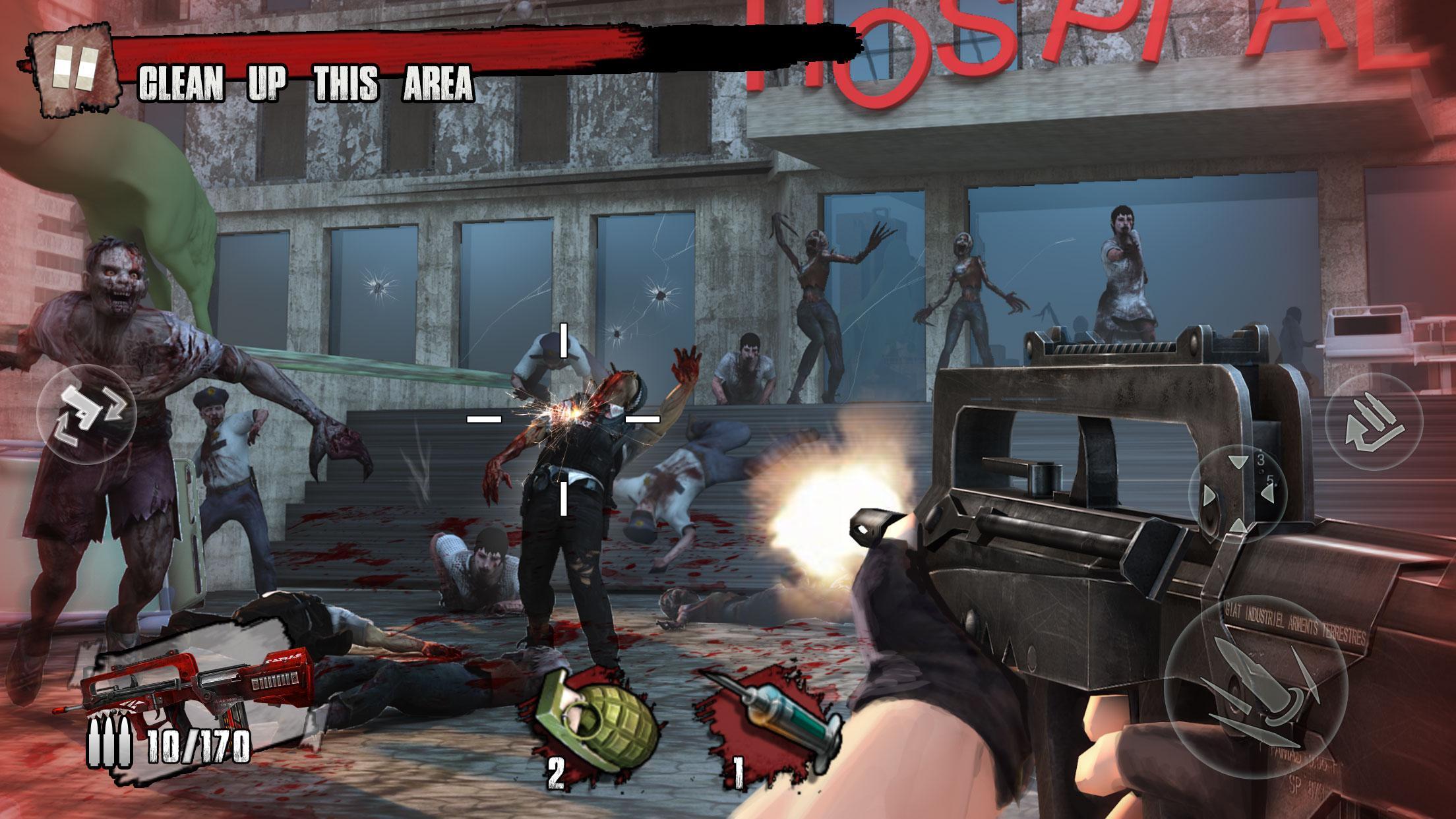 Zombie Frontier 3: Sniper FPS 2.36 Screenshot 18