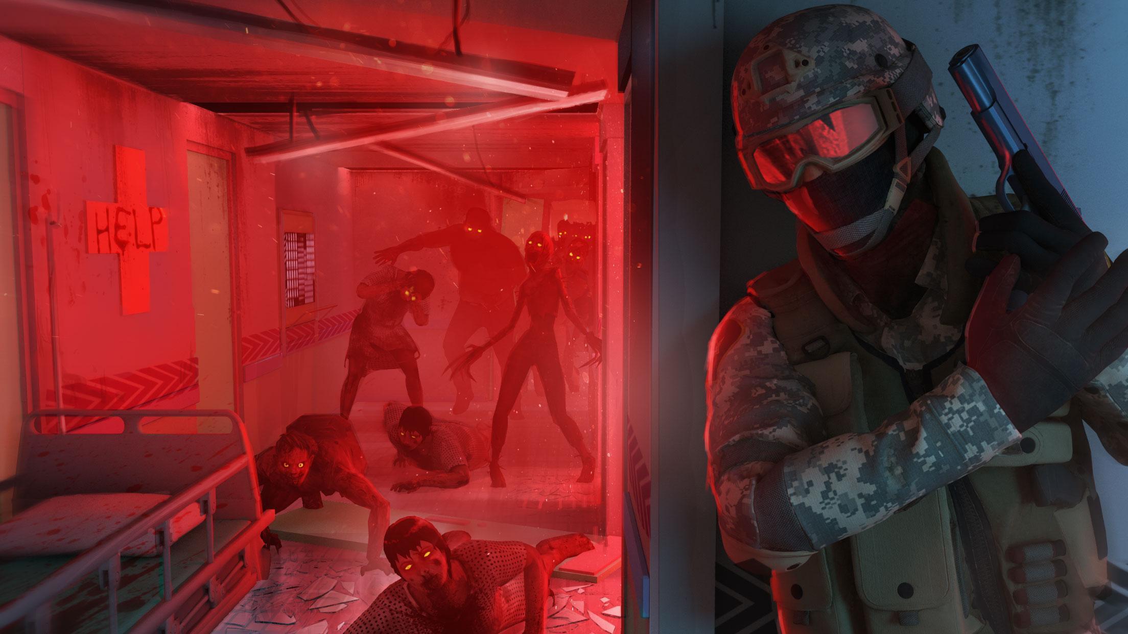 Zombie Frontier 3: Sniper FPS 2.36 Screenshot 19