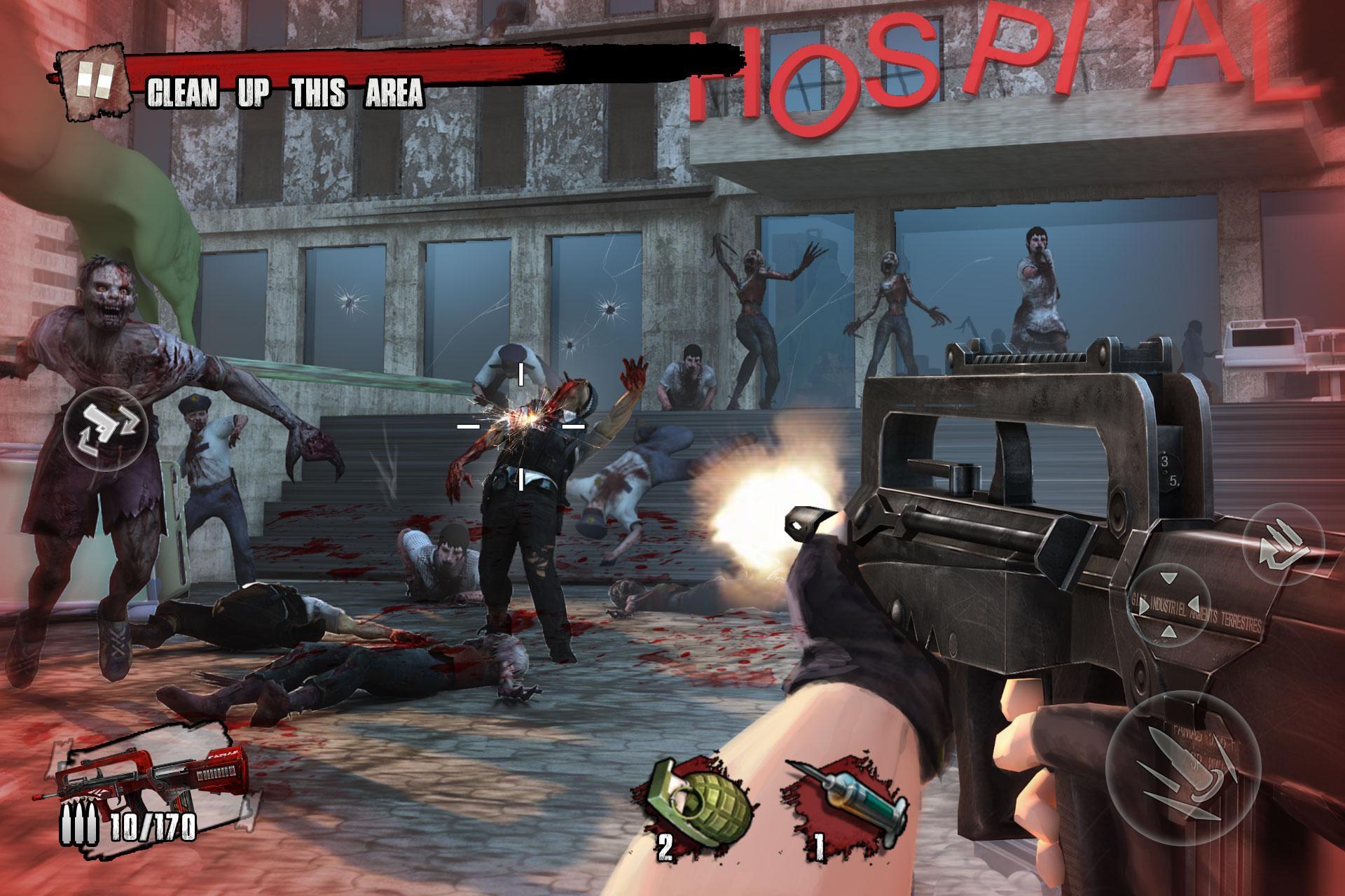 Zombie Frontier 3: Sniper FPS 2.36 Screenshot 2