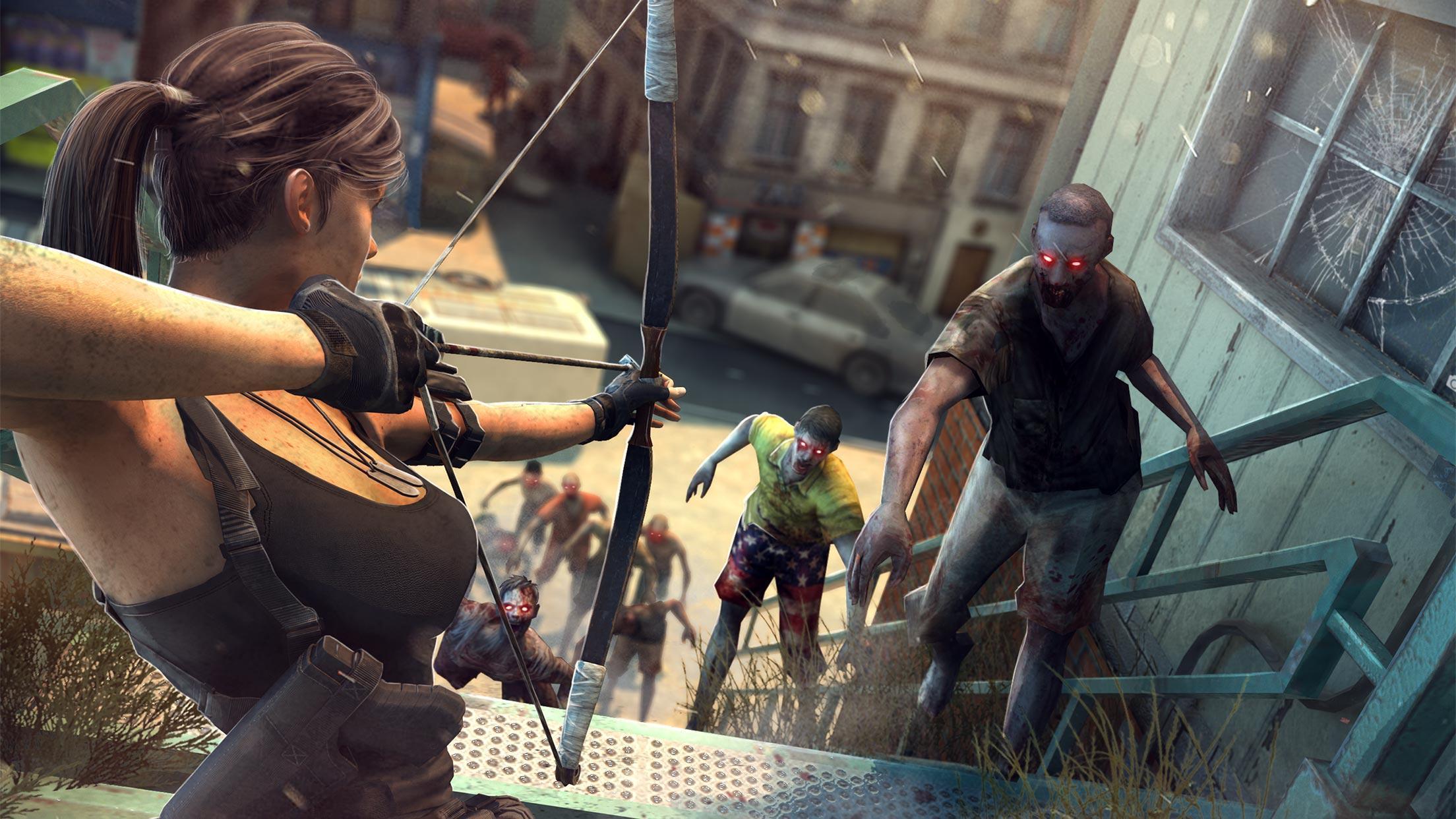 Zombie Frontier 3: Sniper FPS 2.36 Screenshot 21