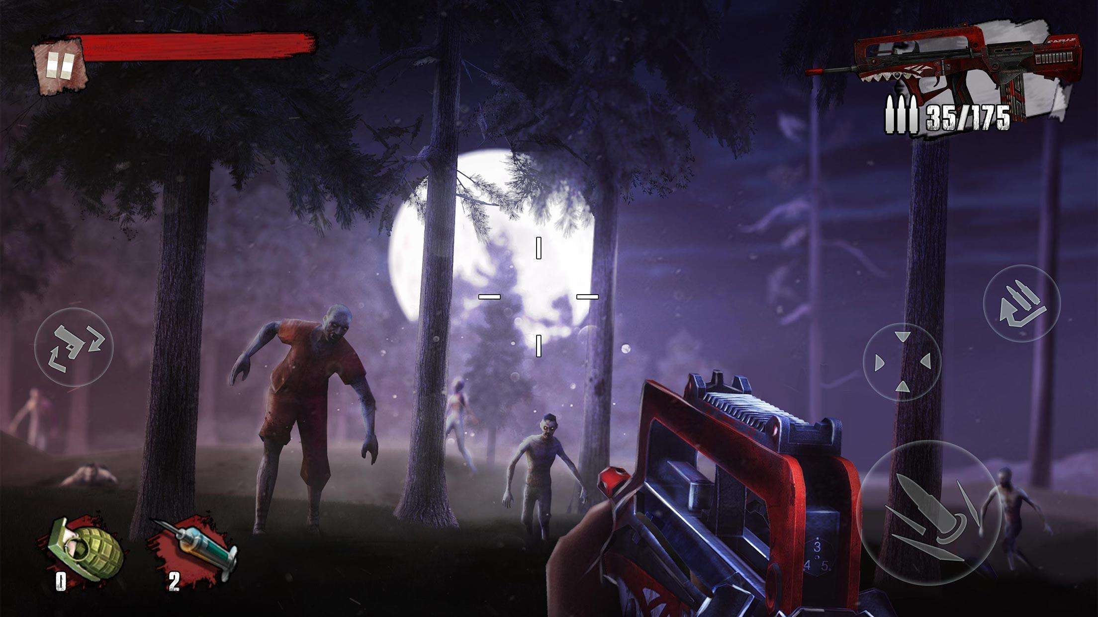 Zombie Frontier 3: Sniper FPS 2.36 Screenshot 22