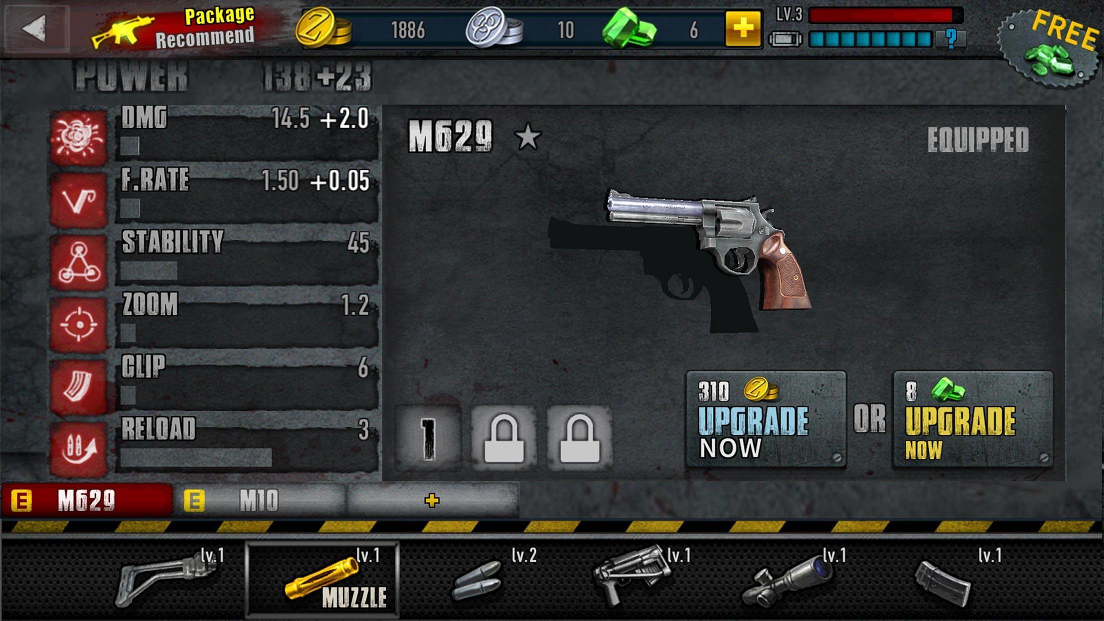 Zombie Frontier 3: Sniper FPS 2.36 Screenshot 23