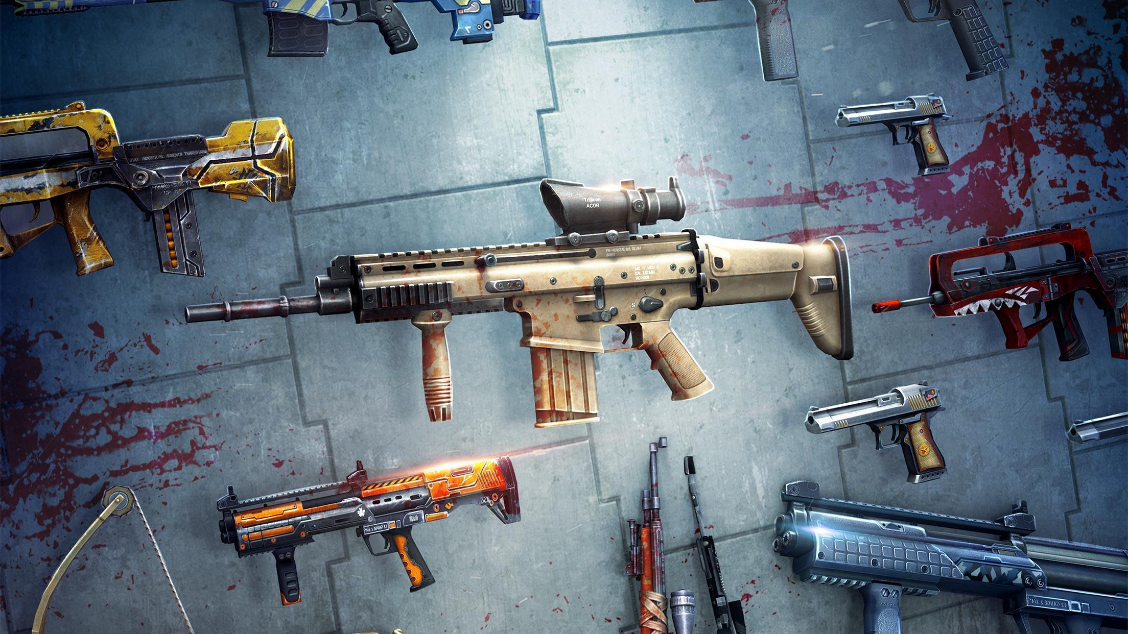 Zombie Frontier 3: Sniper FPS 2.36 Screenshot 24