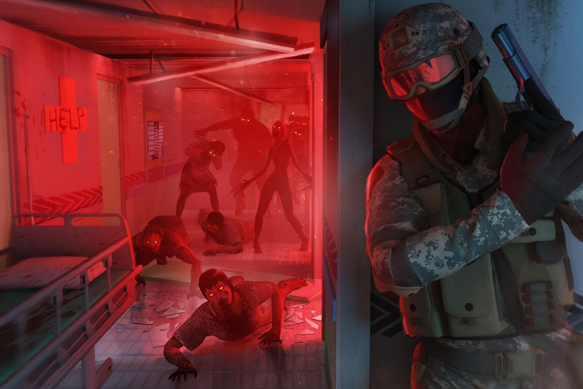 Zombie Frontier 3: Sniper FPS 2.36 Screenshot 3
