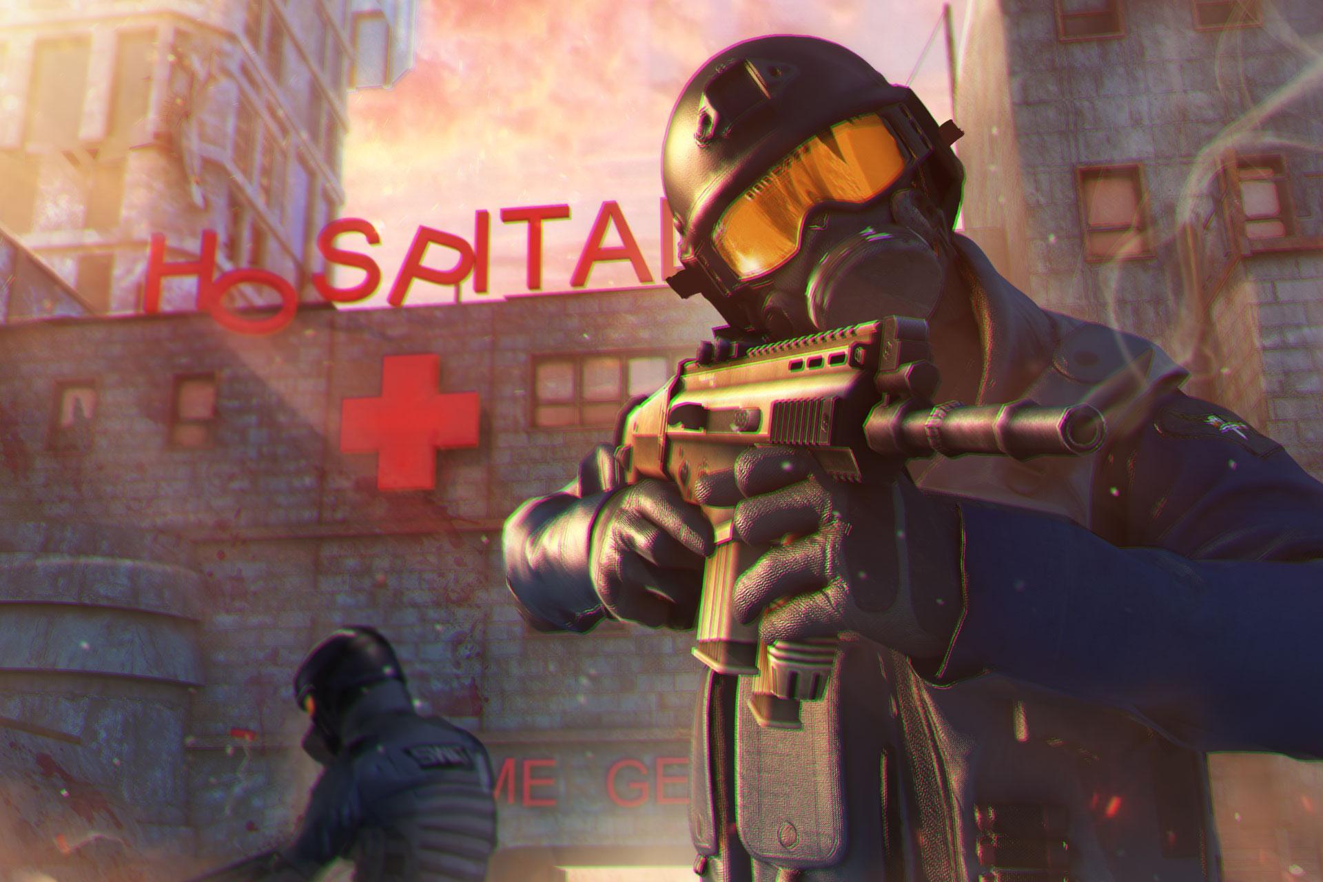 Zombie Frontier 3: Sniper FPS 2.36 Screenshot 4