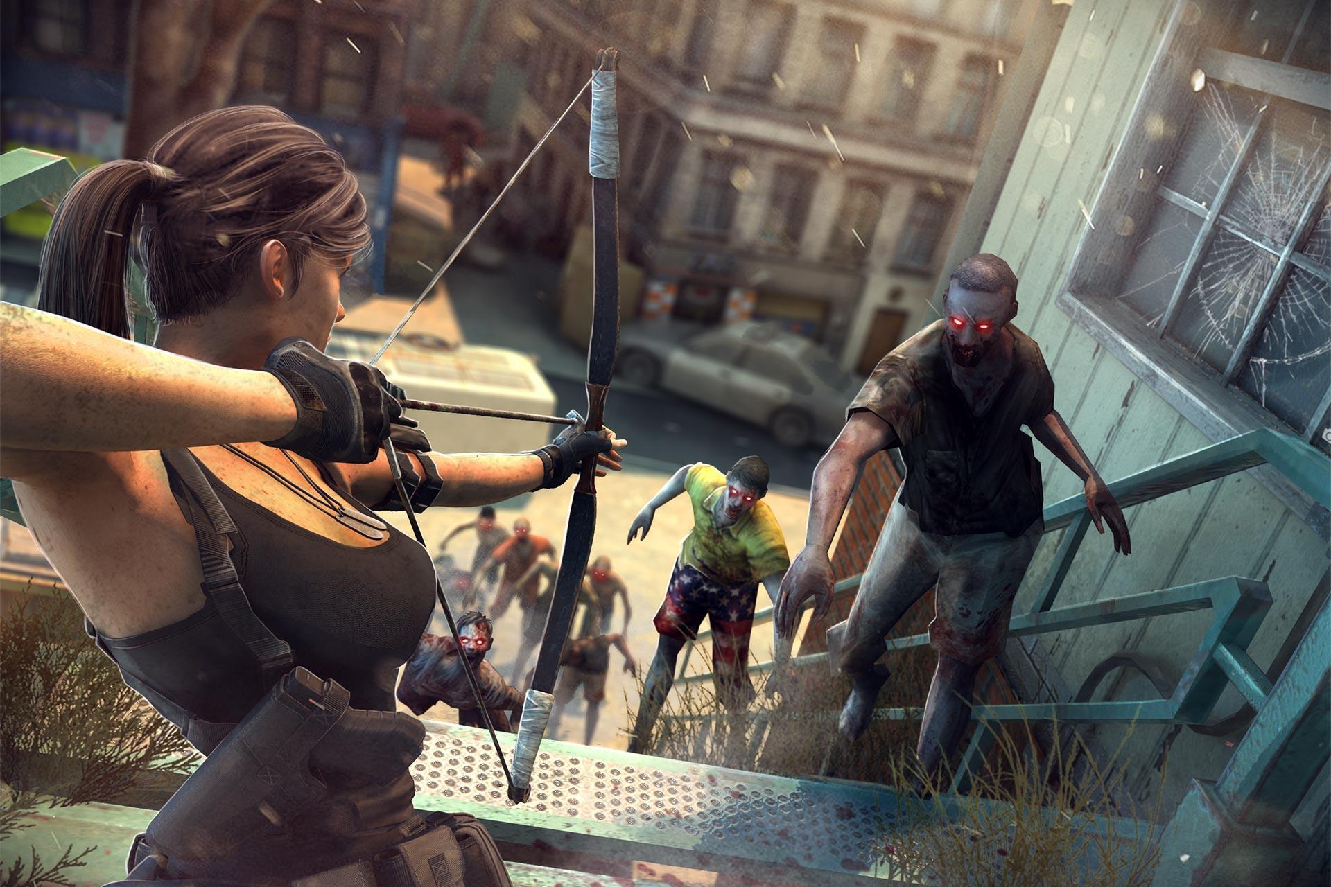 Zombie Frontier 3: Sniper FPS 2.36 Screenshot 5