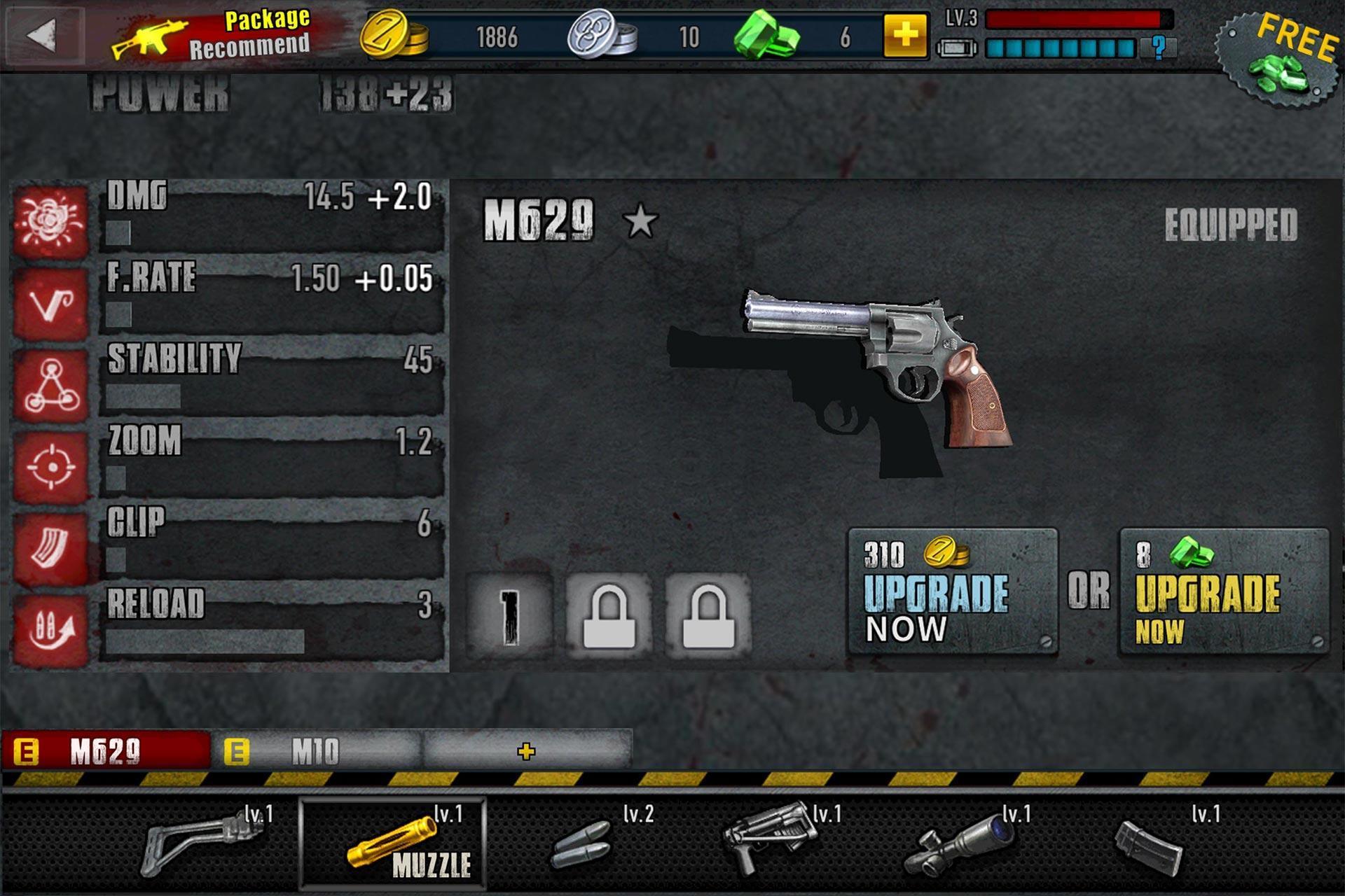 Zombie Frontier 3: Sniper FPS 2.36 Screenshot 7