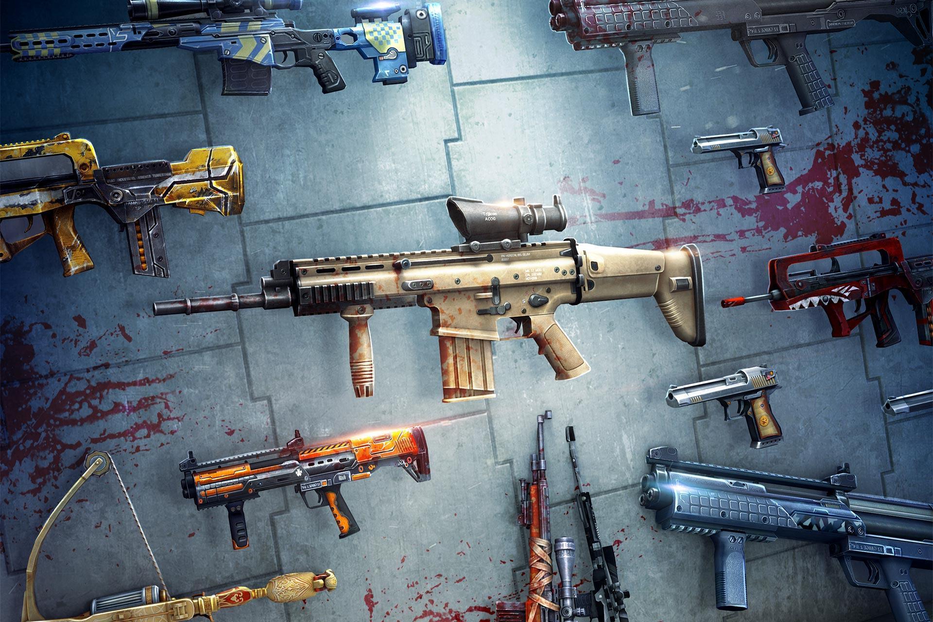 Zombie Frontier 3: Sniper FPS 2.36 Screenshot 8