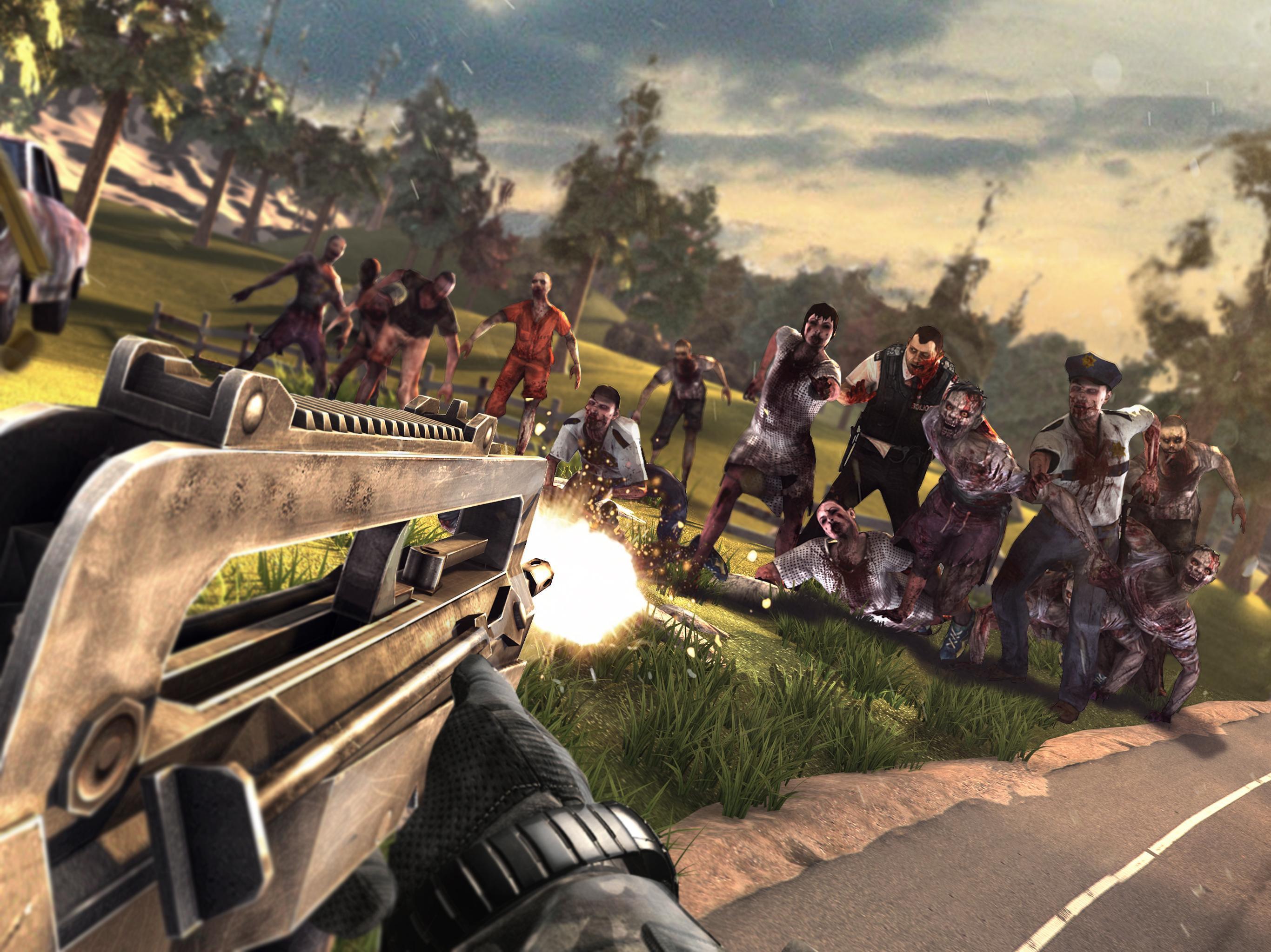 Zombie Frontier 3: Sniper FPS 2.36 Screenshot 9