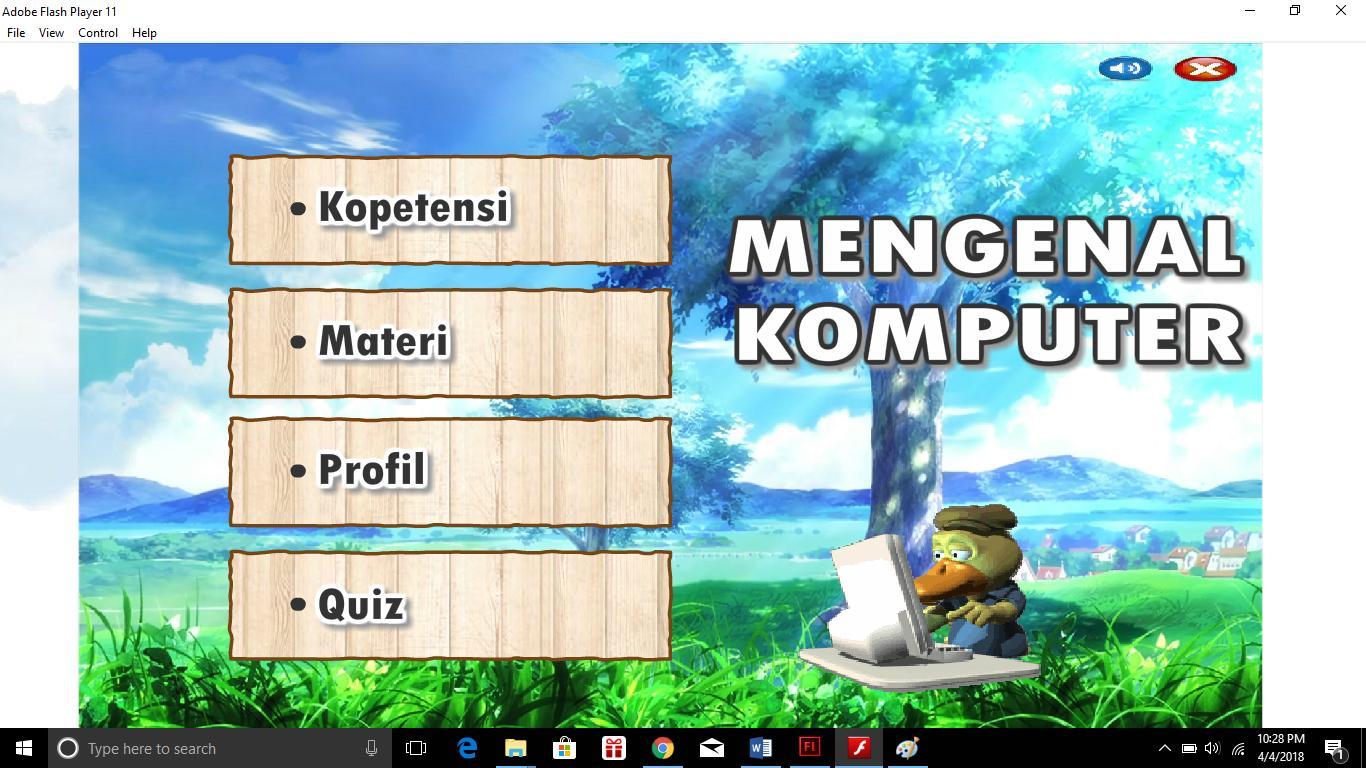 Mengenal Komputer 1.0.0 Screenshot 2