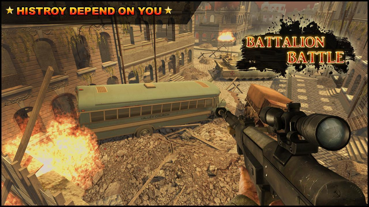 Battalion Battles Insurgency Ops 1.4 Screenshot 1