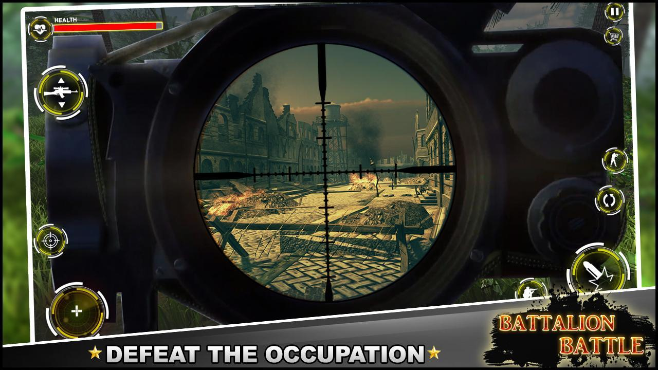 Battalion Battles Insurgency Ops 1.4 Screenshot 8