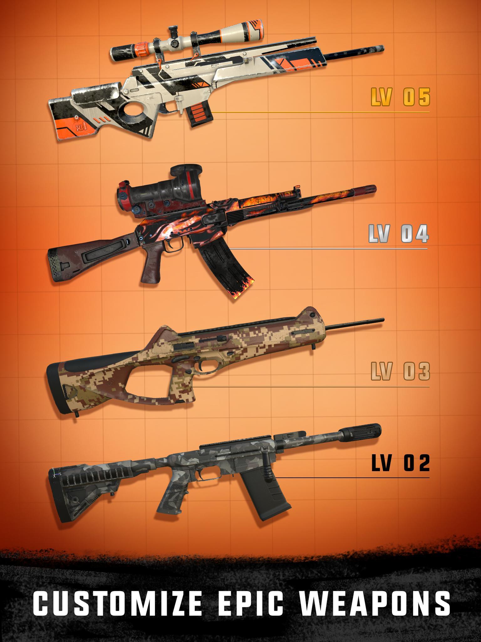 Sniper 3D Fun Free Online FPS Shooting Game 3.15.1 Screenshot 14