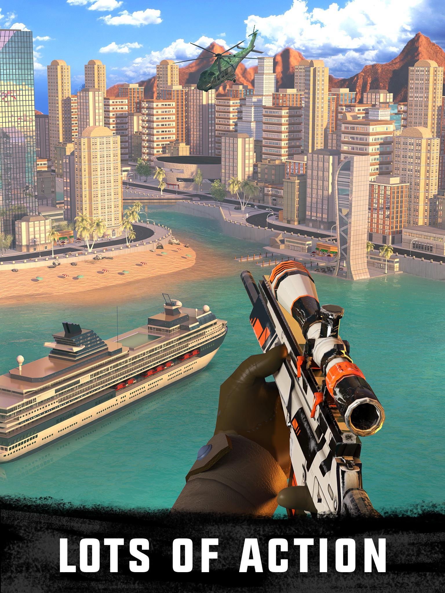 Sniper 3D Fun Free Online FPS Shooting Game 3.15.1 Screenshot 4
