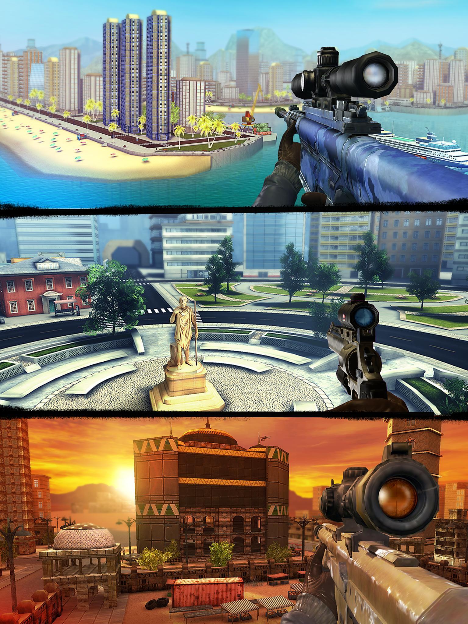 Sniper 3D Fun Free Online FPS Shooting Game 3.15.1 Screenshot 5