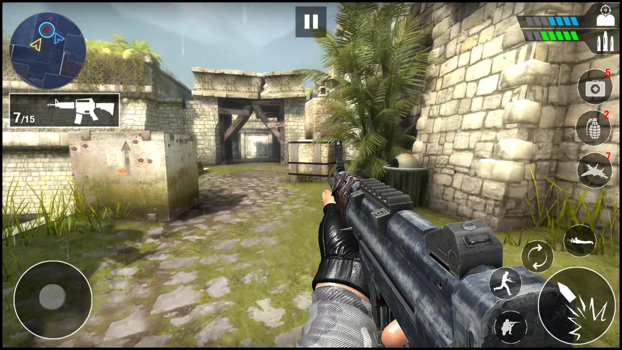 Counter Critical Strike CS: Survival Battlegrounds 1.0.4 Screenshot 1