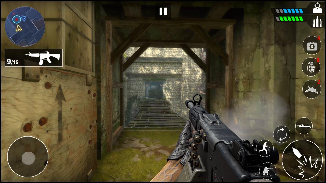 Counter Critical Strike CS: Survival Battlegrounds 1.0.4 Screenshot 2